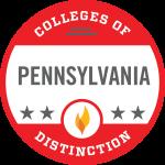 Colleges of Pennsylvania Distinction