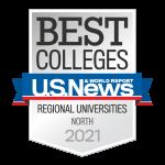 Best Colleges U.S. News & World Report Regional Universities North 2021